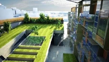 四部门推行绿色建造 大力发展钢结构 加快节能环保产业试点示范