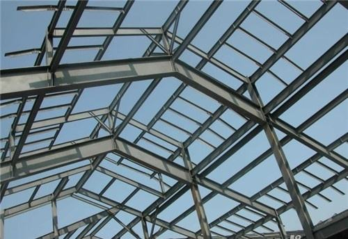 钢结构方案如何选择,才能减少用钢量?